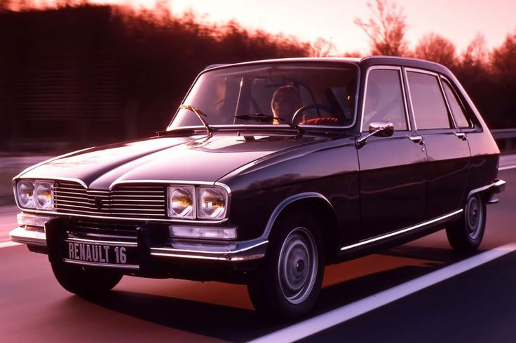 Renault 16 TX - Epic Car