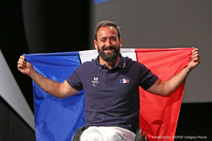 "Michael Jeremiasz : ""ACCOMPLIR MA MISSION DE PORTE-DRAPEAU DU MIEUX POSSIBLE"" #goaleo #yoursportyourgoal #jeremiasz #Handisport #JPARALYMPIQUE #Rio2016 #France #Sport #Coach #Coaching #tennisfauteuil #michaeljeremiasz"