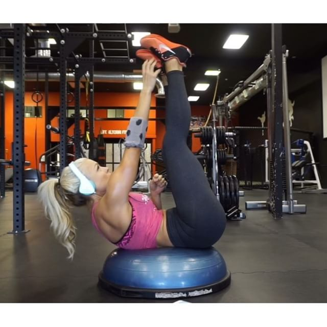 Bosu Ball Ab Chair: 181 Best Fitness-Abs..... Images On Pinterest