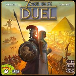 2 Players / 30 min. –– 7 Wonders: Duel on BoardGameGeek
