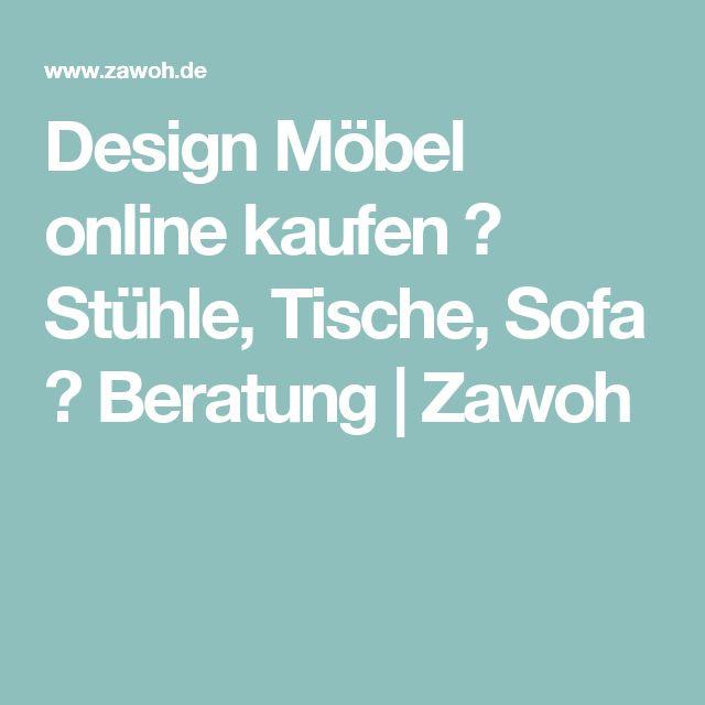 Design Möbel online kaufen ◈ Stühle, Tische, Sofa ◈ Beratung  | Zawoh