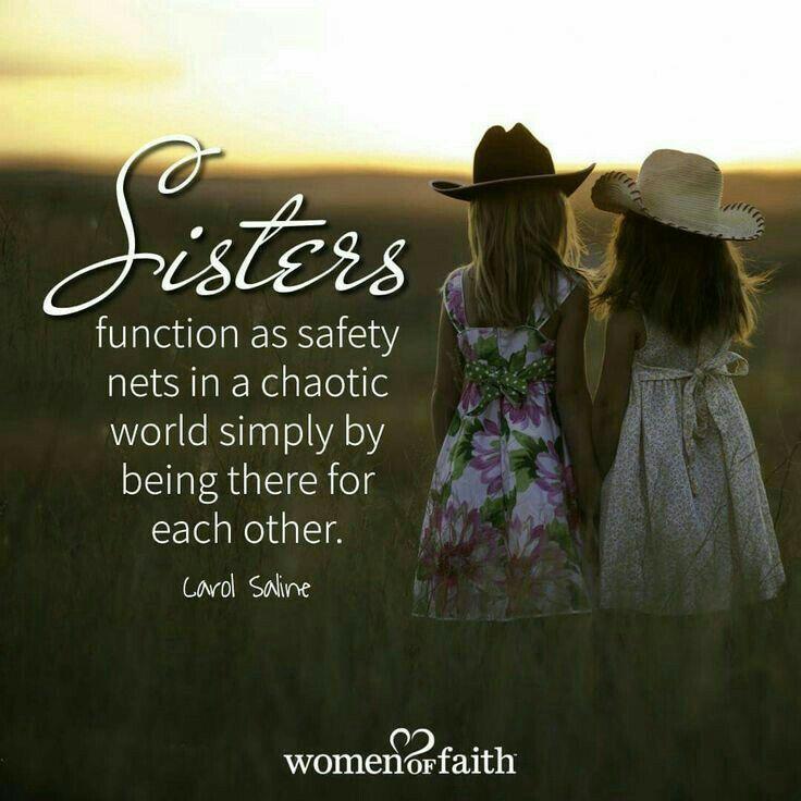 I need my sister always