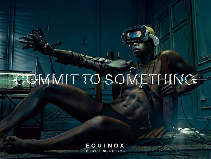 Read more: https://www.luerzersarchive.com/en/magazine/print-detail/equinox-64095.html Equinox It's not fitness. It's life. Campaign for upscale gym Equinox. Tags: Steven Klein Studio, New York,Wieden + Kennedy, New York,Ian Hart,Jessica Shriftman,Equinox,Sean McLaughlin,John Parker
