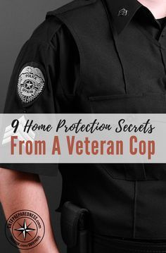 9 Home Protection Secrets From a Veteran Cop - Crime is an ever-present problem in pretty much every place on earth. Obviously some places are more susceptible than others. In a lot of cases, there are ways to make you less likely to be a victim of burglary, home invasion, or other crimes at home.