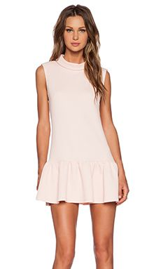 The Fifth Label Lonely Sea Dress in Blush