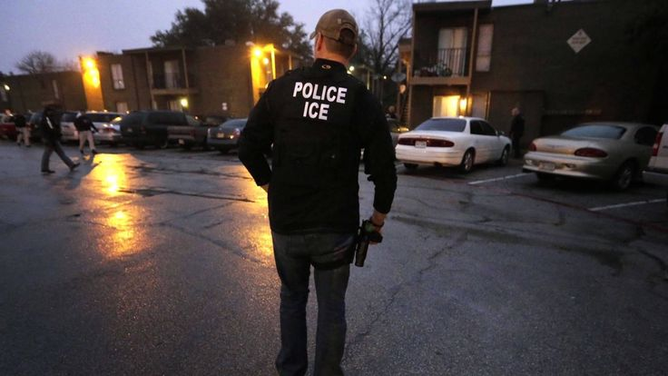 """Meanwhile, in Chicago, an agent with Immigration and Customs Enforcement, known as ICE, shot and injured 53-year-old Felix Torres, after the agents burst into the family's house Monday morning. His daughter, Carmen Torres, says the family was sleeping when agents burst through the front door. She said, """"They just came in and pointed pistols in our faces and dragged us out. We didn't even have time to dress or grab milk for the baby."""" Felix Torres was hospitalized in serious conditi..."""