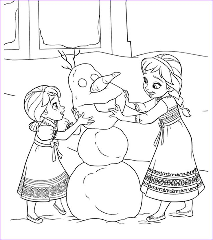 Disney Coloring Pages MomJunction in 2020 Elsa coloring