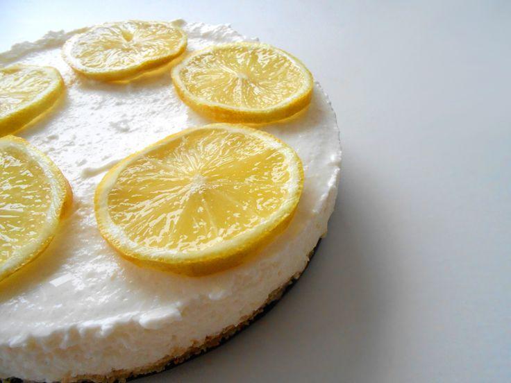 sugarfree dots: nagyon citromos joghurttorta cukormentesen, korpovit kekszből (teljes kiőrlésű)