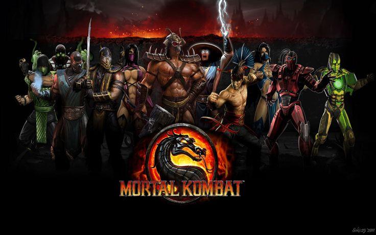 mortal kombat screensavers and backgrounds free