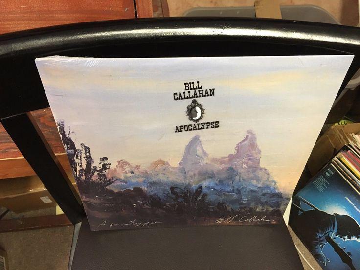 Bill Callahan Apocalypse LP NEW vinyl [SMOG]