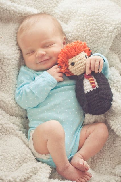 Ron Weasley doll $17.00 on Etsy at http://www.etsy.com/listing/99847207/ron-weasley-inspired-doll