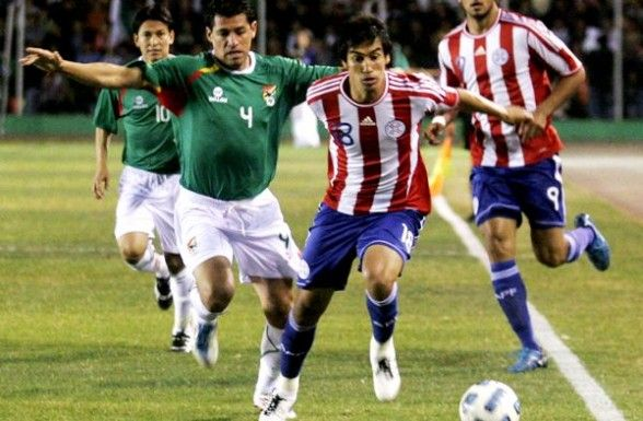 Prediksi Skor Paraguay vs Bolivia 7 September 2013 - Kualifikasi Piala Dunia Prediksi Skor Paraguay vs Bolivia 7 September 2013,  Prediksi Skor Paraguay...