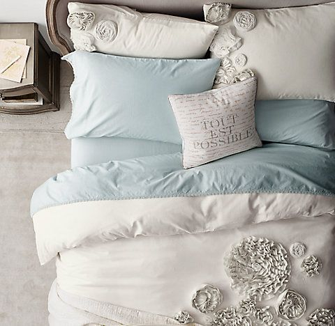 appliqu fiore bedding collection rh teen accents