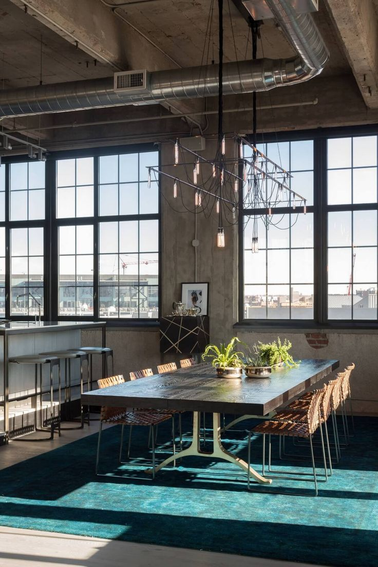 1000 Ideas About Industrial Loft Apartment On Pinterest