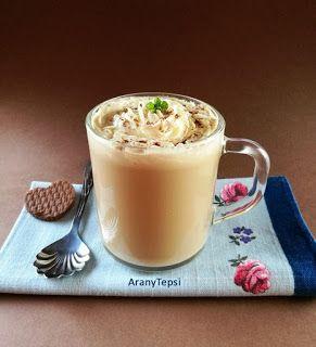 AranyTepsi: Kávés karamellás tej