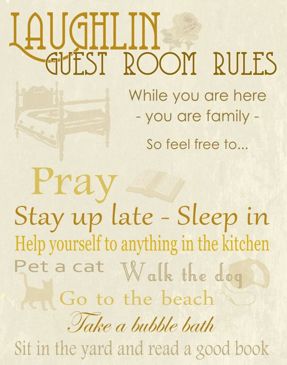 45 Best Images About House Rules On Pinterest Thomas