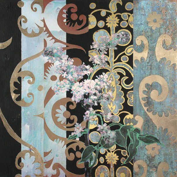 Jerald Melberg Gallery > Artists > Gallery Artists > Gallery Artists - Robert Kushner > Kushner - Pink Lilac