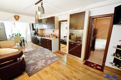 Vanzare apartament 2 camere in Galati, Piata Centrala , renovat, complet mobilat si utilat