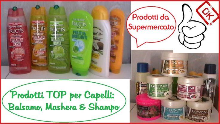 INCI OK: Prodotti per Capelli: Balsami, Maschere & co.