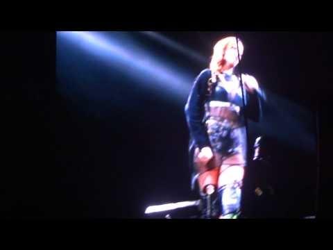 Rihanna  Diamonds world tour Buffalo NY (Part 2 of Rihanna ) 2013