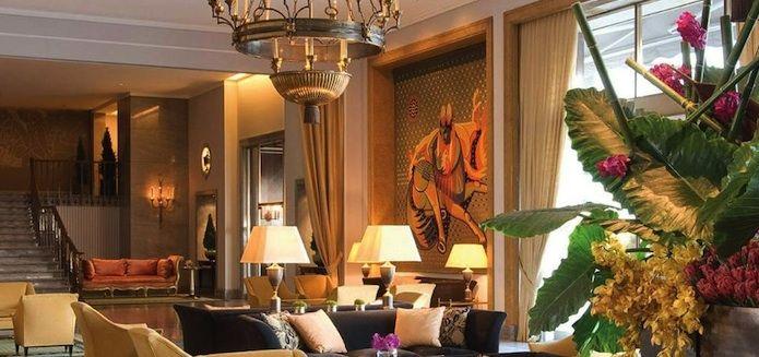 Almada Negreiros Bar, Hotel Ritz, Lisboa