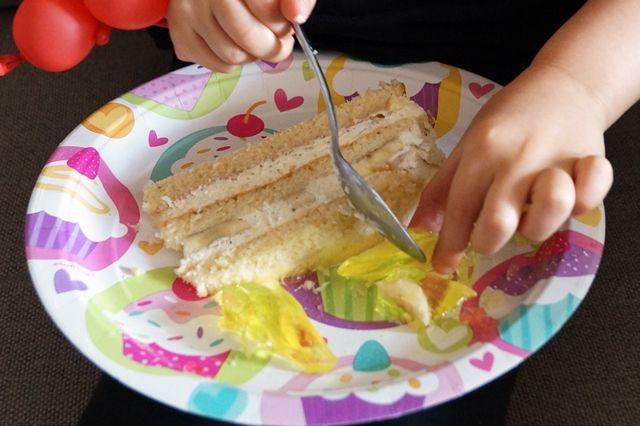 gotować! - Tort bananowy z mascarpone