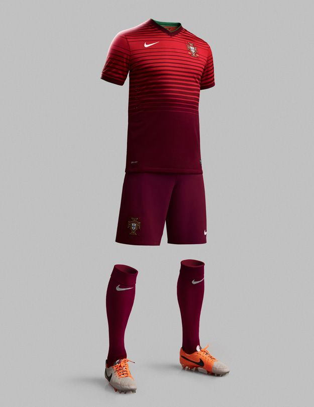 New Portugal National Team Kits (Home)
