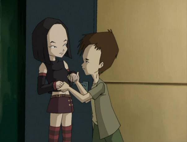 Code Lyoko Yumi and Ulrich | bakugan98shun | Ulrich x Yumi ...