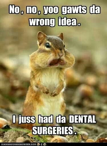 Post Wisdom teeth Extraction? please helP? i wrote an essay so please respond :P?