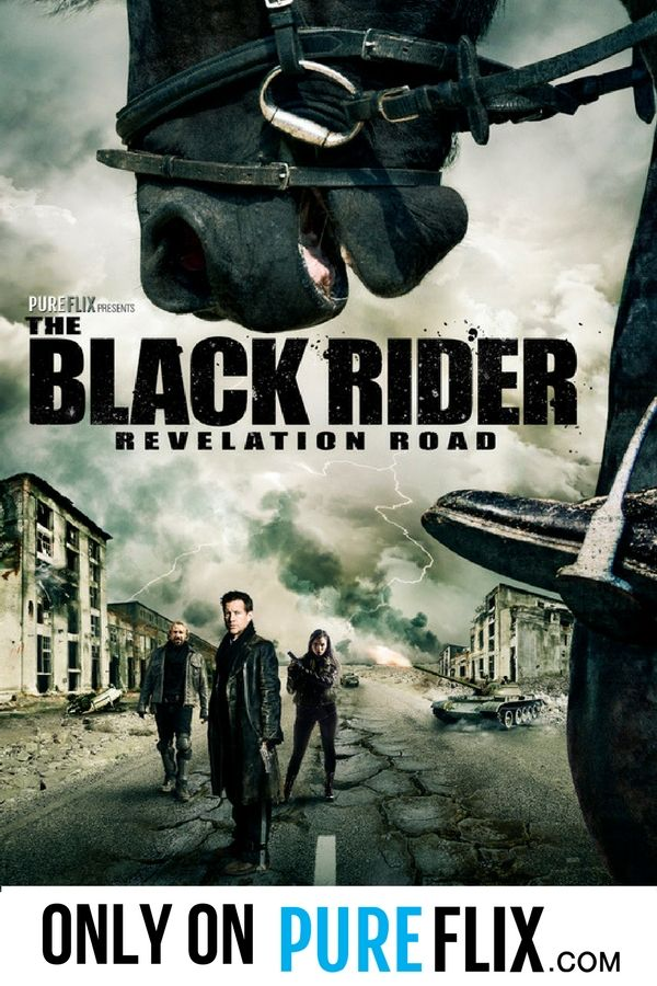 You've got to see Revelation Road 3: Black Rider! Streaming NOW on Pure Flix. Get your free trial: http://hubs.ly/H05d64r0