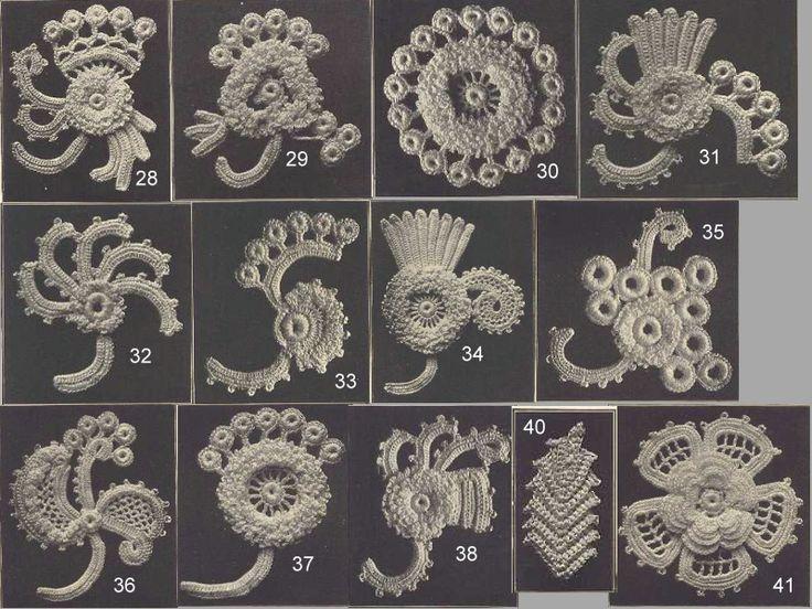 Antique IC motifs