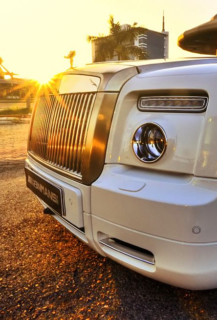 Beautiful Rolls Royce