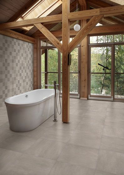 Wall tiles | Wall coverings | BETONGREYS | Terratinta Ceramiche. Check it out on Architonic