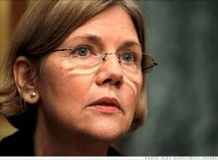 Elizabeth Warren's Consumer Financial Protection Bureau already sinking into scandal posted at 1:01 pm on June 21, 2014 by Jazz Shaw