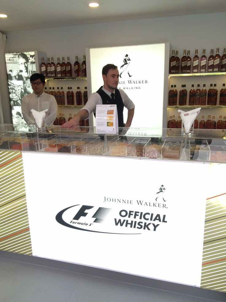 F1 Official Whisky Bar - 1