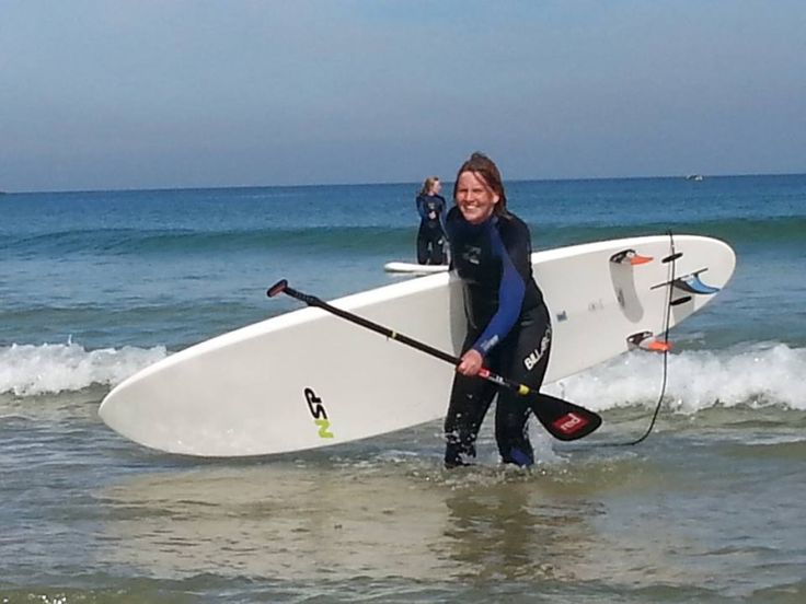 Beginner SUP Surf Camp