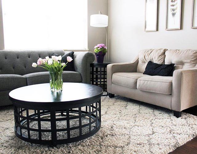 Marimon Coffee Table by Ashley HomeStore, Black