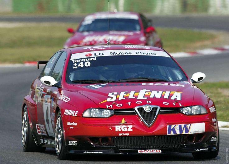 2003 Alfa Romeo 156 GTA Autodelta