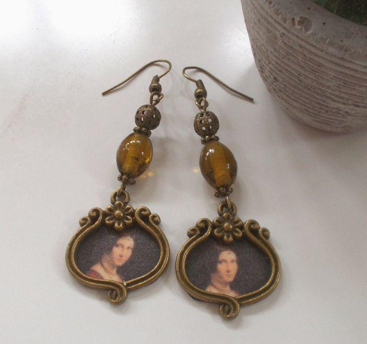 Brinco-à-Brac Earrings: medieval