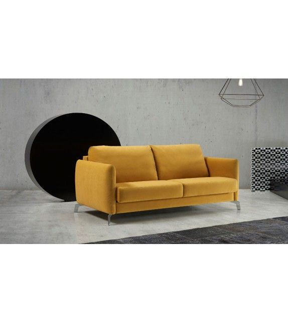 Sofá cama Apertura Italiana Elegant excelente diseño y ...