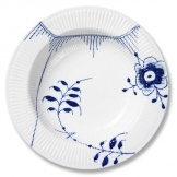 Royal Copenhagen Dinnerware - Blue Fluted Mega