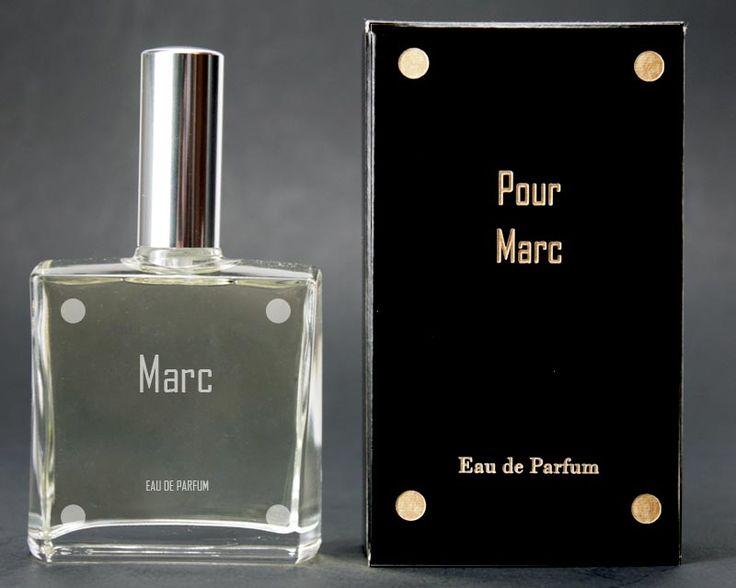 Coffret parfum homme personnalisé