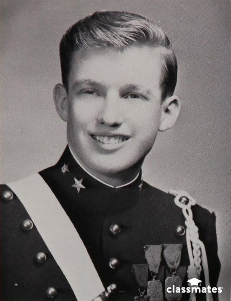 Donald Trump's grandfather was banned from Germany for avoiding military service