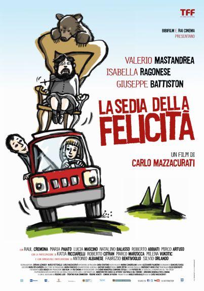 La sedia della felicità diretto da Carlo Mazzacurati con Valerio Mastandrea ... Dal 24 aprile 2014 al #cinema ... #film ... #trailer