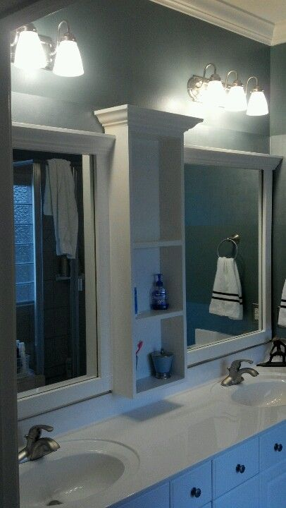 Cheap Bathroom Makeover