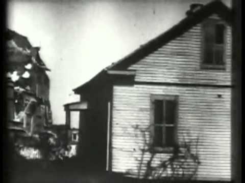 Galveston Hurricane 1900 - Film: Thomas A. Edison - Music: Tom Rush