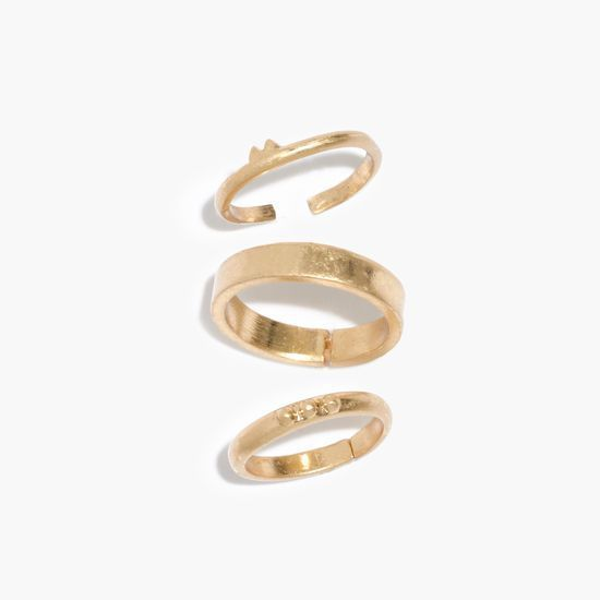 hint, hint – these Madewell rings are on my wishlist (+ winning a trip for two to Paris from Madewell). more info here: http://mwell.co/giftwellsweeps #giftwell #sweeps