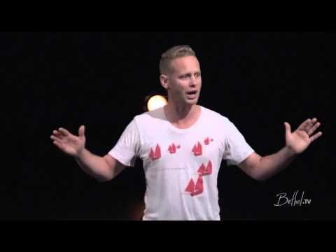 Bethel Redding youth leader says Jesus asked him for forgiveness! | My Word Like Fire