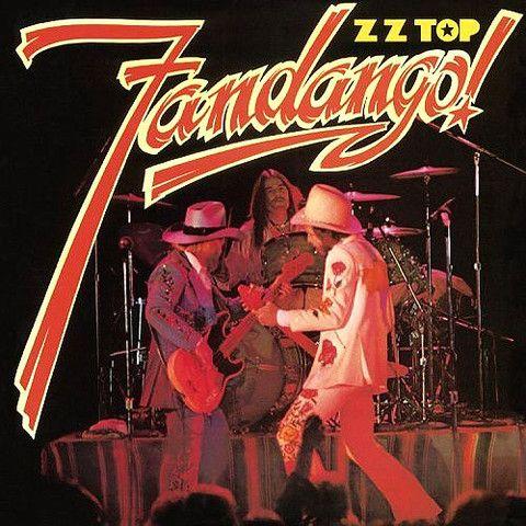 ZZ Top Fandango – Knick Knack Records