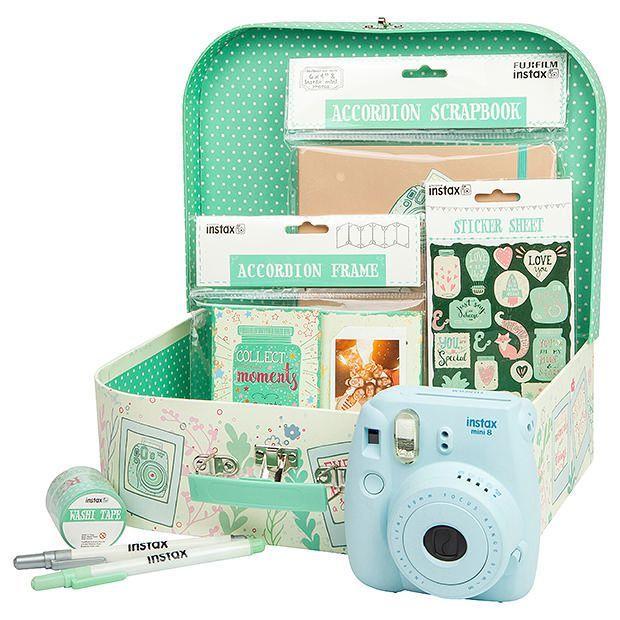 Fujifilm Instax Mini 8 Oh Snap! Bundle   Target $129